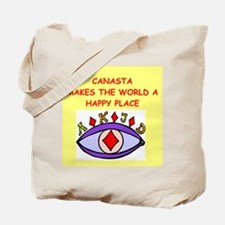 canasta gifts t-shirts Tote Bag
