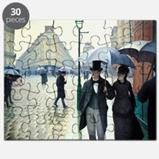 Paris Street Rainy Day Puzzle