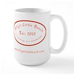 Large Mug Left Hand version