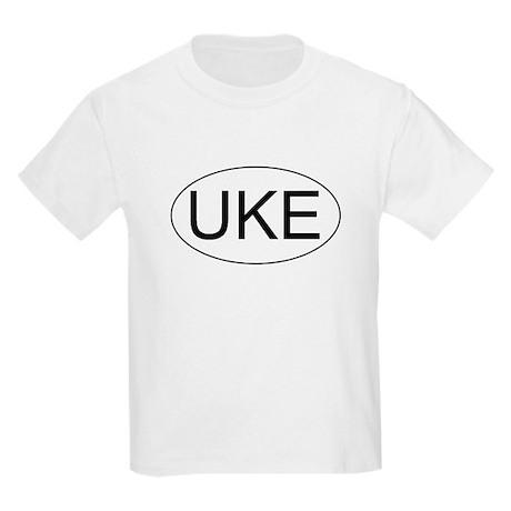 Uke Ukulele Kids T-Shirt