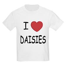 I heart daisies T-Shirt