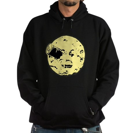 Le Voyage dans la Lune Hugo Moon Man Rocket Hoodie