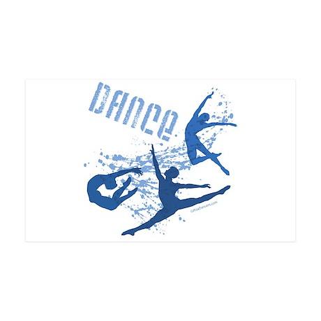 Dance38.5 x 24.5 Wall Peel