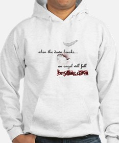Breaking Dawn Angel Wings by Twibaby Hoodie