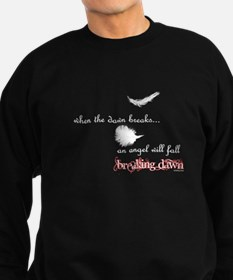 Breaking Dawn Angel Wings by Twibaby Sweatshirt