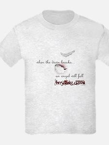 Breaking Dawn Angel Wings by Twibaby T-Shirt