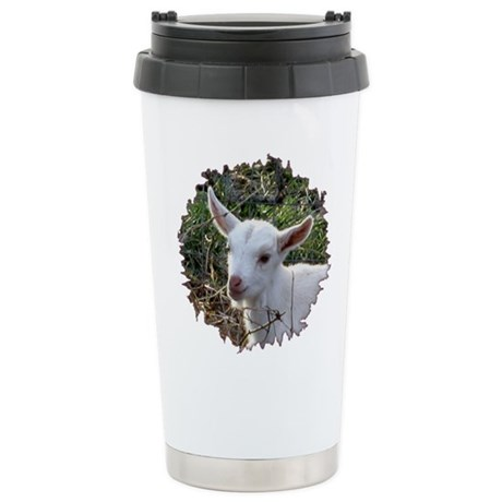 Basket too Stainless Steel Travel Mug