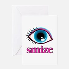SMIZE Smile With Your Eyes Top Model Tyra Banks Gr