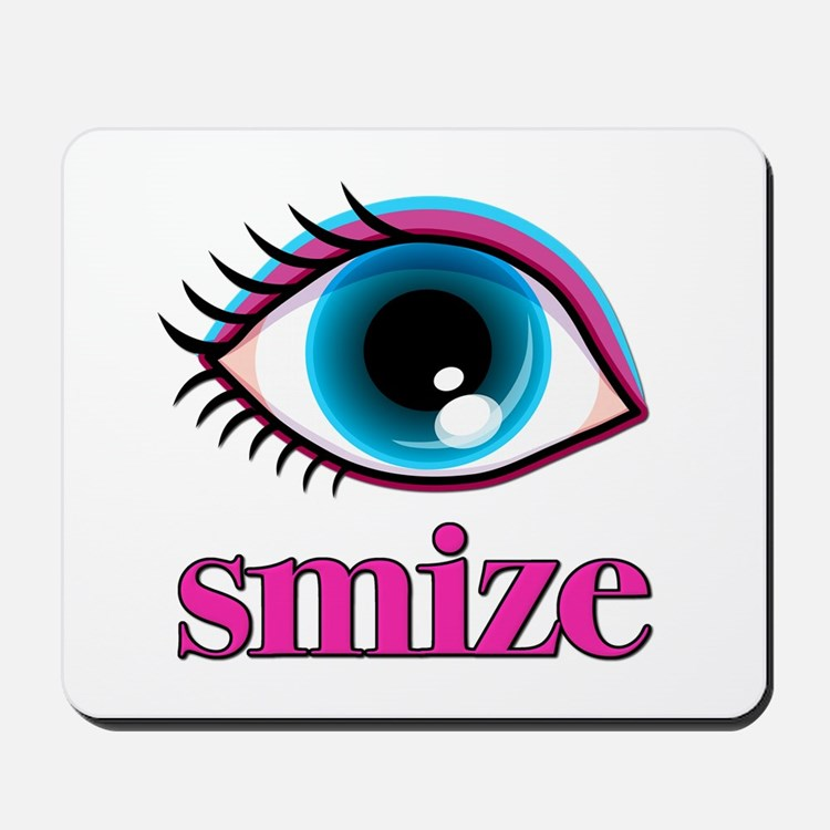 SMIZE Smile With Your Eyes Top Model Tyra Banks Mo