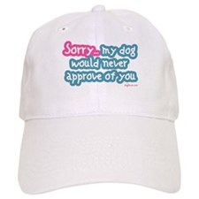 Sorry (Dog) Baseball Cap