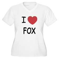 I heart fox T-Shirt
