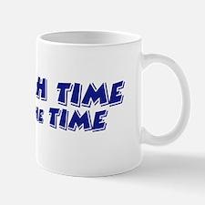 Jewish Mitzvah Time Mug