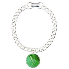 Little Green Lizard Bracelet