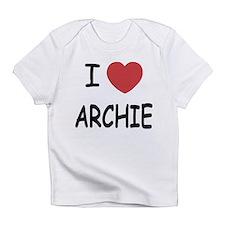 I heart archie Infant T-Shirt