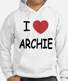 I heart archie Hoodie