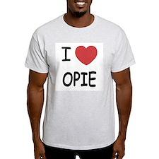 I heart opie T-Shirt
