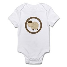 Baa Baa Sheep Infant Bodysuit