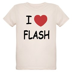 I heart flash T-Shirt