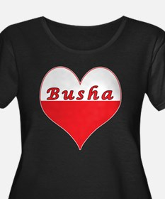 Busha Polish Heart T