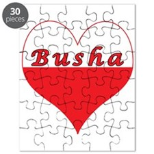 Busha Polish Heart Puzzle