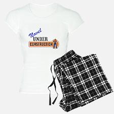 Novel Under Construction Pajamas