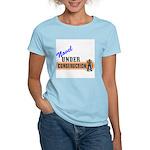 Novel Under Construction Women's Light T-Shirt
