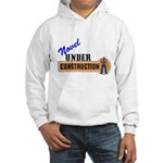 Novel Under Construction Hooded Sweatshirt