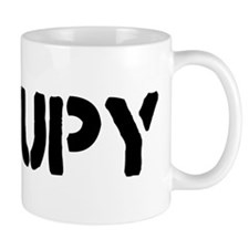 Occupy Small Mug