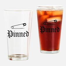 Cute Wrestling Drinking Glass