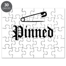 Cute Wrestling pin Puzzle