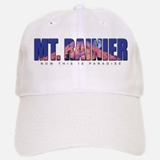 Now This Is Paradise - Mt. Ra Baseball Baseball Cap