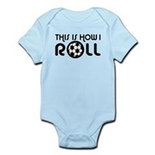Soccer Infant Bodysuit