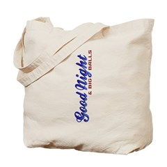 Good Night Vertical Tote Bag