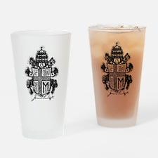 Pope John Paul II Drinking Glass
