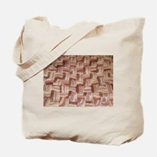 Bacon Weave Tote Bag