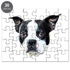 Boston Terrier Puzzle