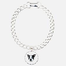 Boston Terrier Bracelet