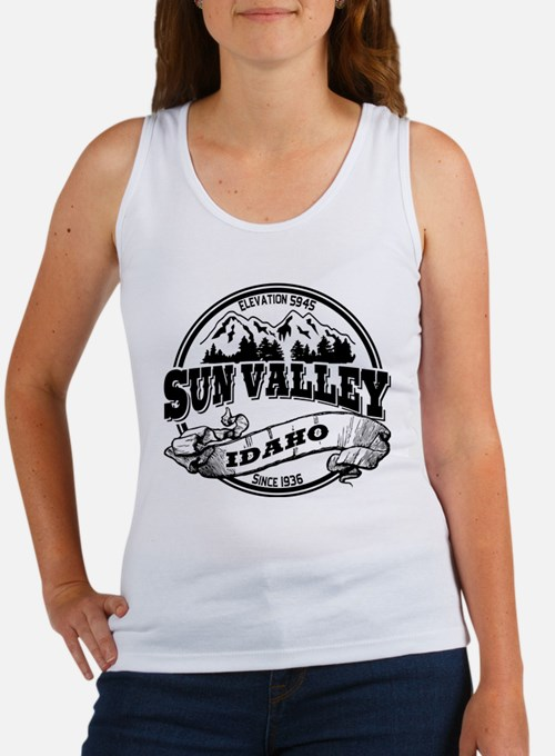 Sun Valley Old Circle Women's Tank Top