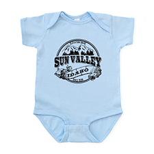 Sun Valley Old Circle Infant Bodysuit