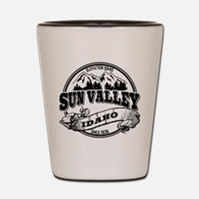 Sun Valley Old Circle Shot Glass