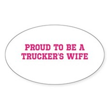 Proud wife Decal
