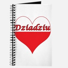 Dziadziu Polish Heart Journal