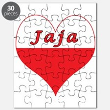 Jaja Polish Heart Puzzle