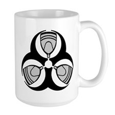 Lacrosse Goalie Hazard Mug