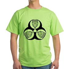 Lacrosse Goalie Hazard T-Shirt