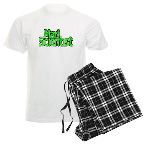 Mad Scientist Men's Light Pajamas