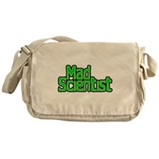 Mad Scientist Messenger Bag