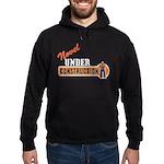 Novel Under Construction Hoodie (dark)