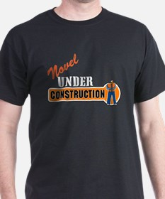 Novel Under Construction T-Shirt