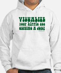 Visualize Getting Your Hippie Hoodie